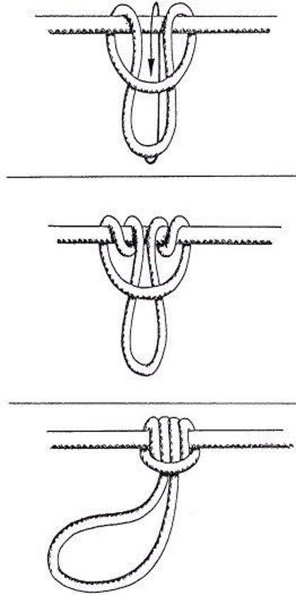 DD Hammocks Fixed Loop Tarp Fasteners (2 stuks)