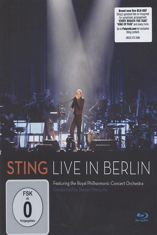 Sting - Live In Berlin (Blu-ray)