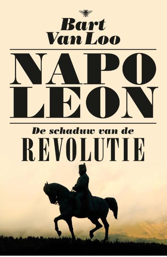 Boek cover Napoleon van Bart van Loo (Hardcover)