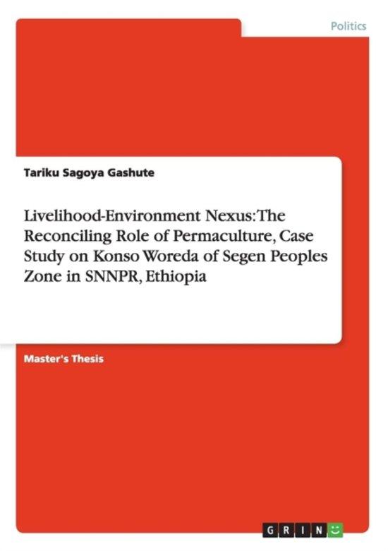Livelihood-Environment Nexus