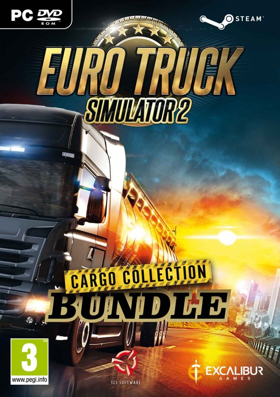 Euro Truck Simulator 2 + Cargo Collection  - Windows download