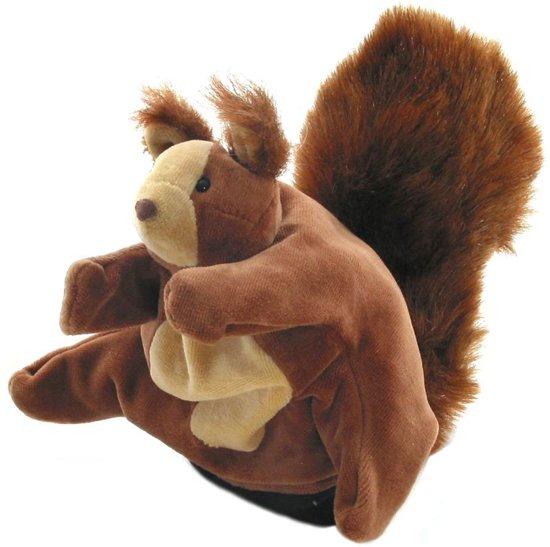 Beleduc Eekhoorn Speelhandschoen - Handpop