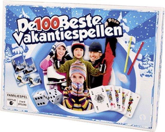 Afbeelding van het spel De 100 Beste Vakantiespellen - Winter