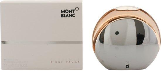 Mont Blanc Presence d'Une Femme - 75 ml - Eau de toilette