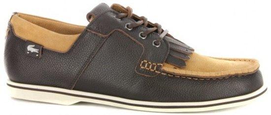 Chaussures Lacoste Hommes Bradford Milieu De Marron Taille 40 q75i0QtCki
