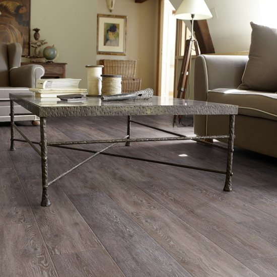 pvc vloer tarkett starfloor click 50 cerused oak brown. Black Bedroom Furniture Sets. Home Design Ideas