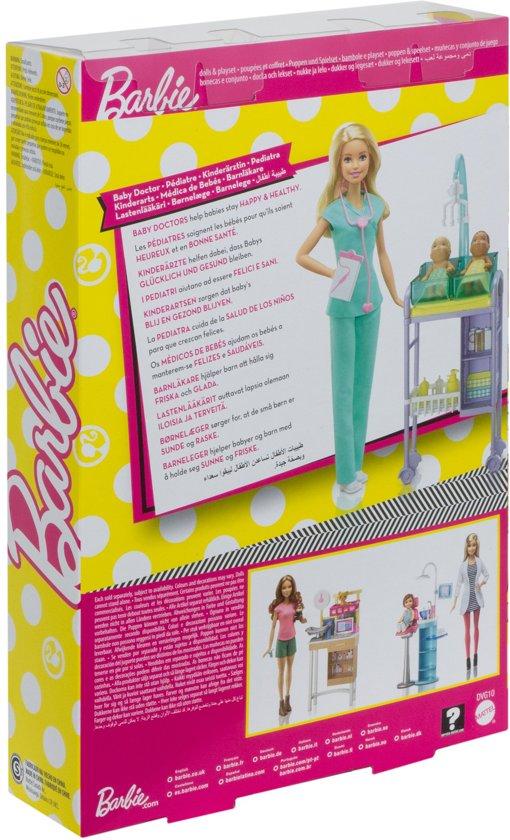 Barbie Kinderarts - Barbiepop