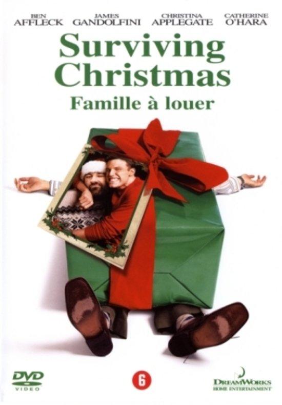 Cover van de film 'Surviving Christmas'