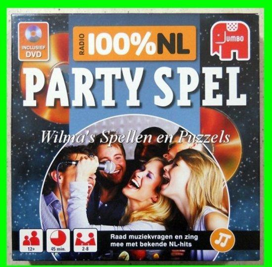 Afbeelding van het spel Radio 100%NL Party Spel