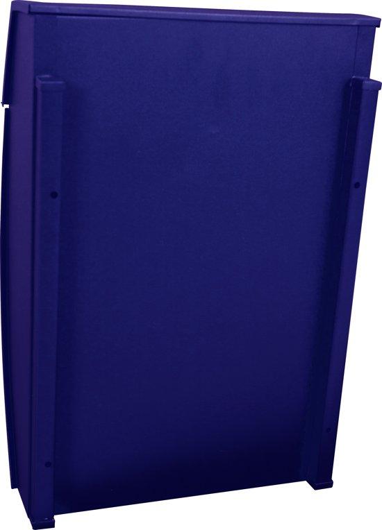 Wandbrievenbus Geronan - Blauw