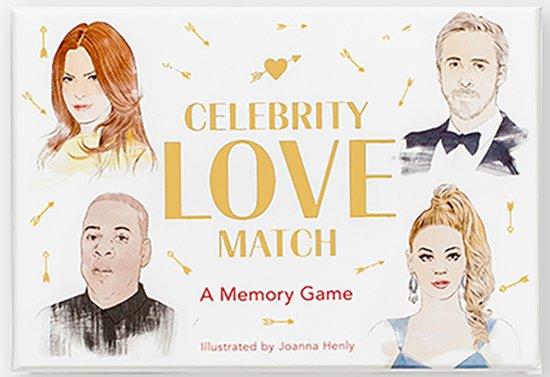 Afbeelding van Celebrity Love Match speelgoed