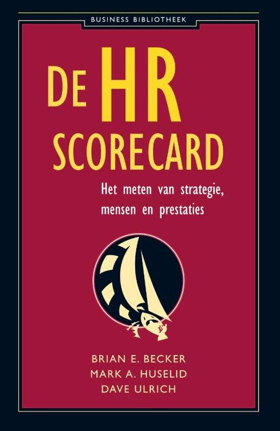 Business Bibliotheek De HR Scorecard