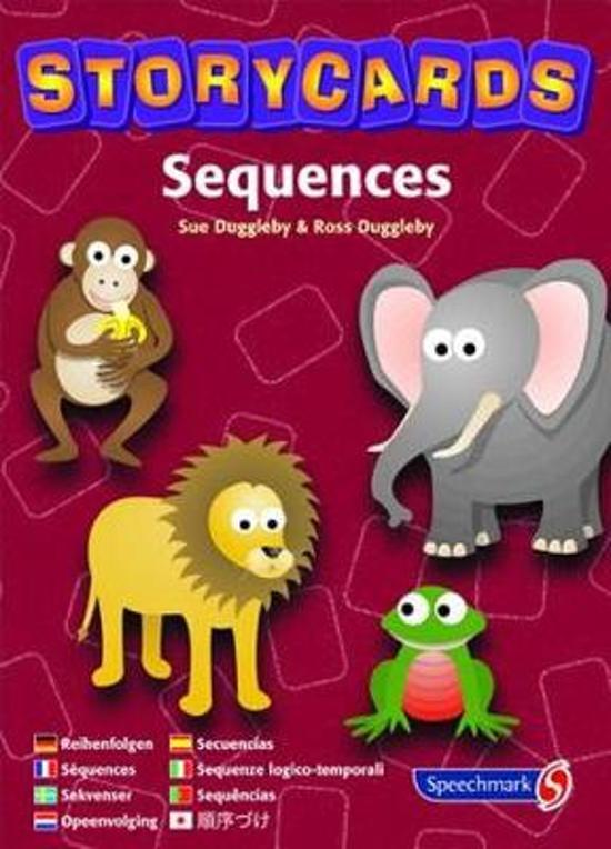 Afbeelding van het spel StoryCards Sequences