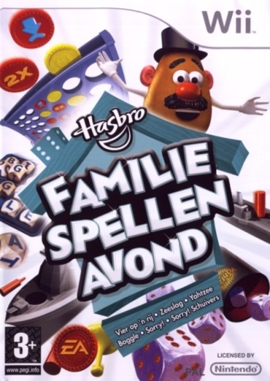 Hasbro Family Game Night kopen
