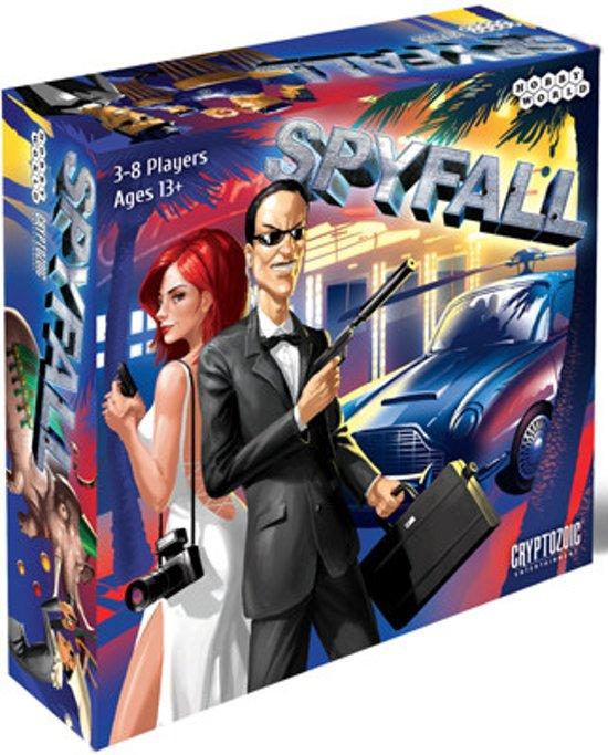 Afbeelding van het spel Spyfall NL