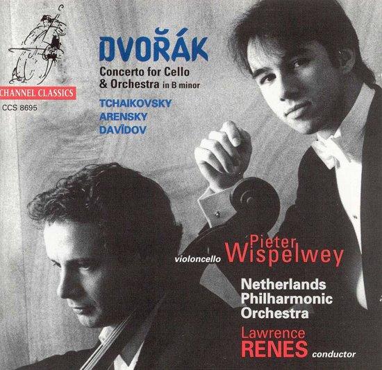 Concerto For Cello And Orchestra In