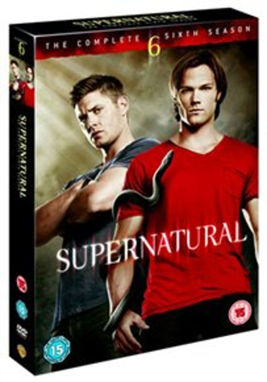 Supernatural - Seizoen 6 (Import)