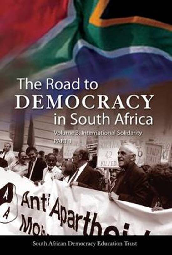 benefits from democracy in south africa South africa a failing democracy to determine if there were any benefits connected not only to the zuma administration but the democracy of south africa.