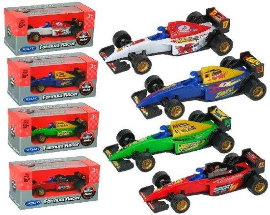 Afbeelding van Welly Formule Racer P/b Ass. speelgoed