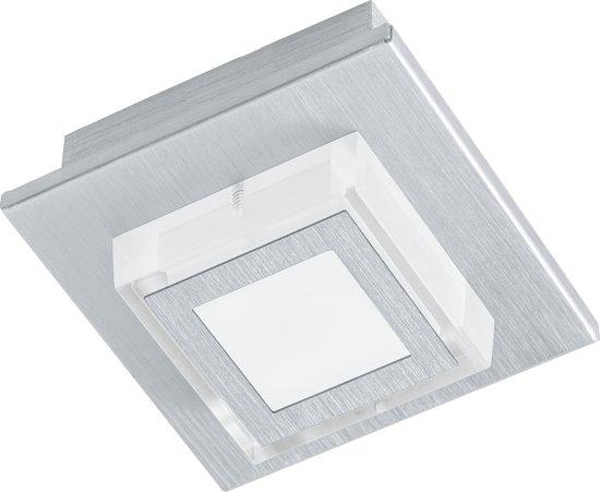Eglo Plafoniere Led : Bol eglo masiano plafonnière lichts led aluminium