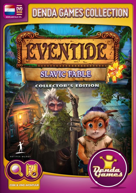 Eventide - Slavic Fable Collector's Edition - Windows