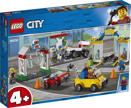 LEGO 4+ City Garage - 60232