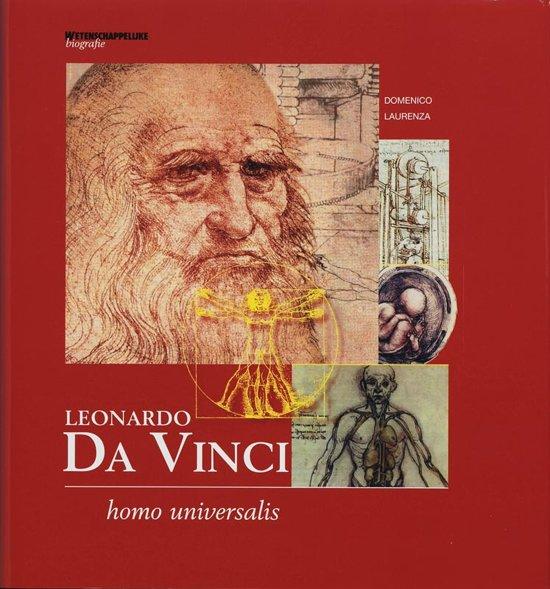Leonardo da Vinci. Homo universalis