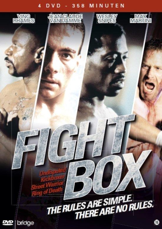 Cover van de film 'Fight Box'