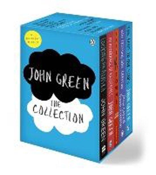 John Green boxset (5 books)