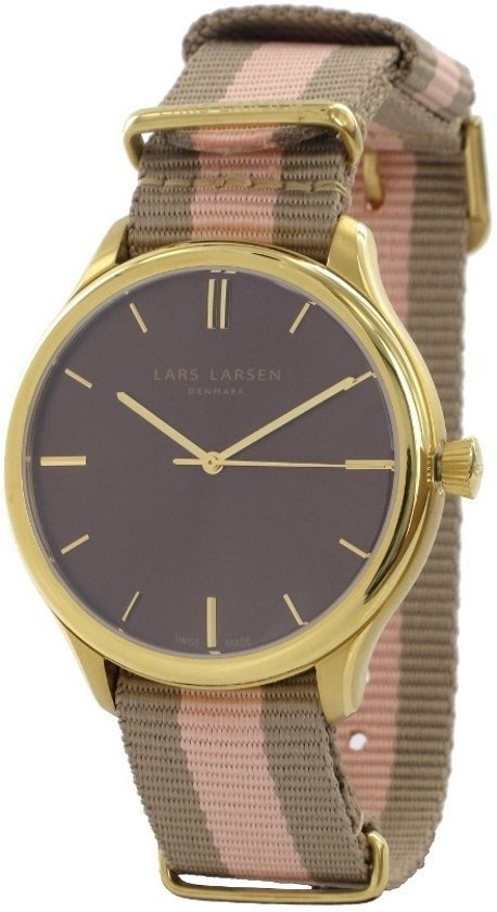 Lars Larsen Philip horloge 120GSSN