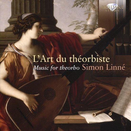 L'Art Du Theorbiste Music For Theor