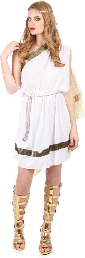 3c3ac8e857803b Kostuum van een Romeinse godin voor dames - Verkleedkleding - Maat S