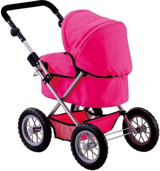 Bayer Poppenwagen Trendy - Roze