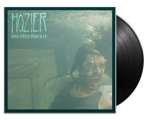 CD cover van Nina Cried Power (LP) van Hozier