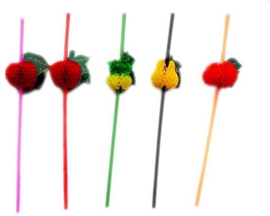 Fruit Rietjes 6 stuks
