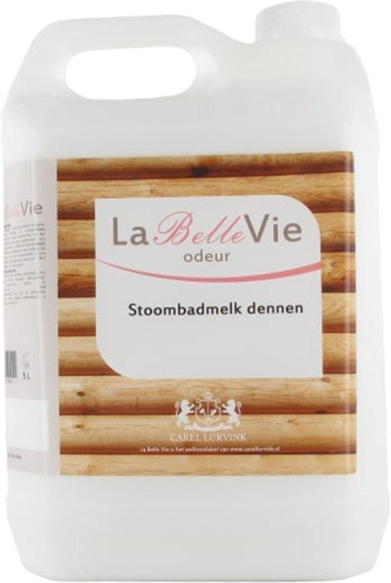 La Belle Vie stoombadmelk Dennen 5ltr