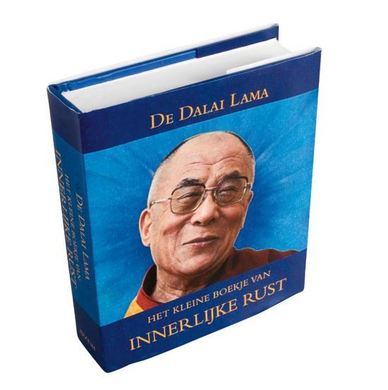 Boek Het Kleine Boekje Van Innerlijke Rust Dalai Lama Epub