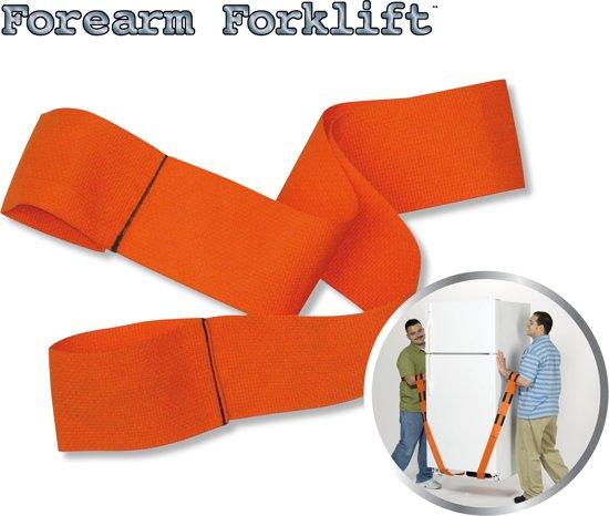 Forearm Forklift Verhuisbanden straps tilbanden