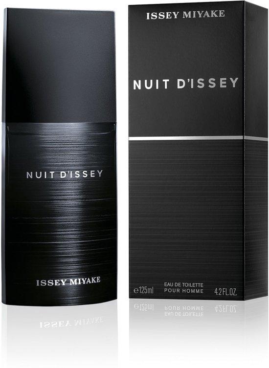 | Issey Miyake Nuit D'Issey 125 ml Eau De Toilette
