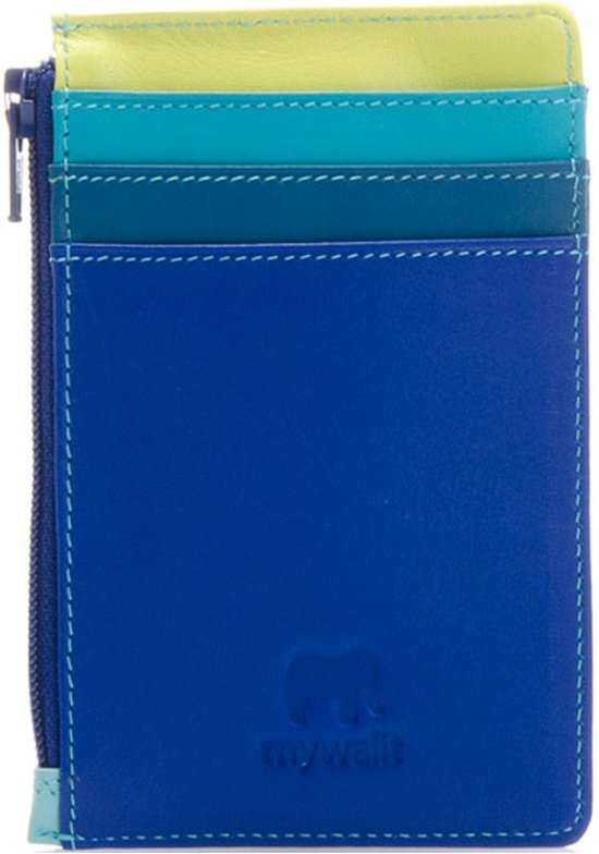 769733f6beb Mywalit Credit Card Holder Coin Purse Pasjeshouder Seascape MYW-1206-92-N