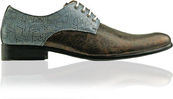 0ac1c8a0a9a Lureaux Style Black 42 Handgemaakte nette herenschoenen - Zwart - Maat 42