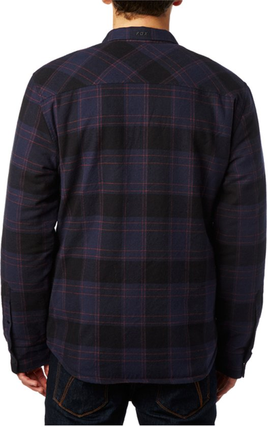 Flannel Torrent Fox Overhemd Fox Torrent qcFwBtxpUT