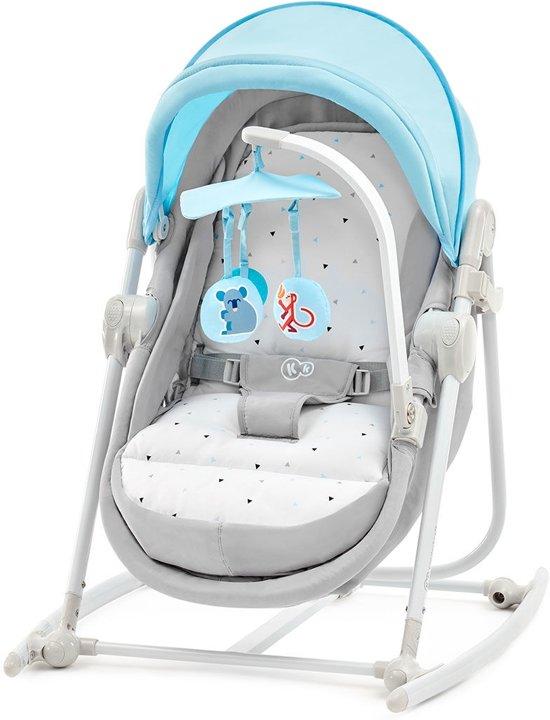 Baby Bed Wieg.Bol Com Kinderkraft Unimo 5in1 Wipper Relax Wieg Schommel Bed