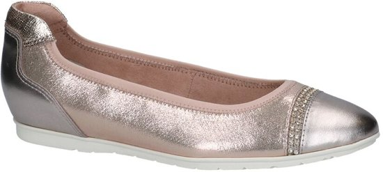 Metallic Roze Ballerina's Tamaris TOUCH it  Dames 40