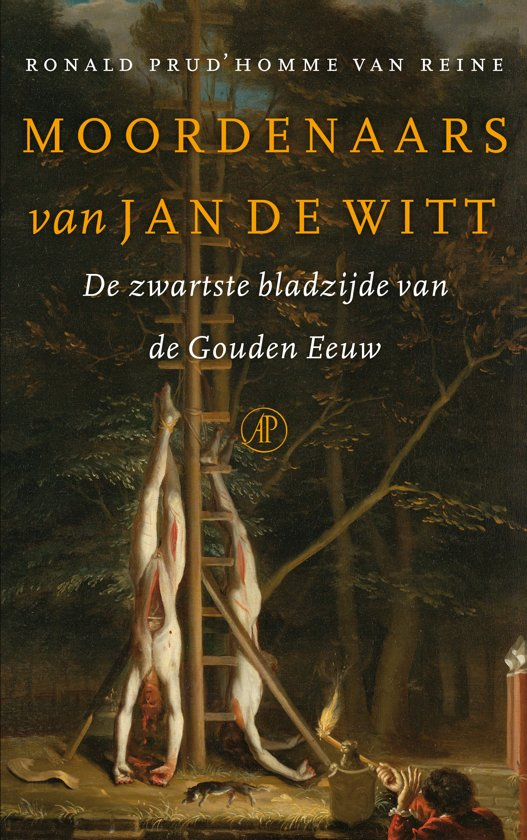 1672, The Hague: mutilated dead bodies of the De Witt brothers