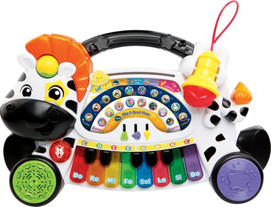 VTech Zing & Speel Piano - Activity-center