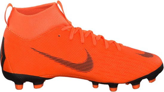 Nike Mercurial Superfly VI Academy MG Voetbalschoenen Kinderen - Total Orange
