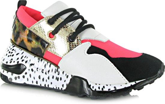 37 Neon Maat Sneaker Cliff Madden Dames Sneakers Steve BwTz77