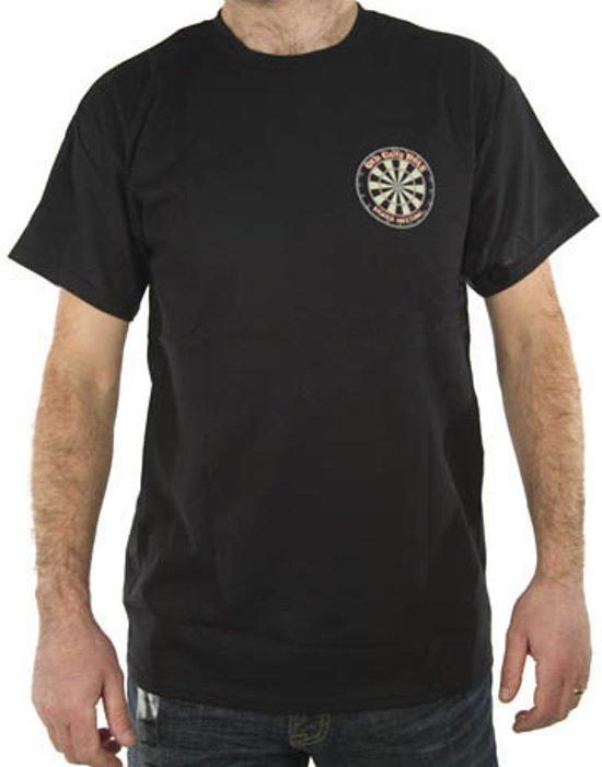 Old guys Rule Board Meeting Darts Black XL