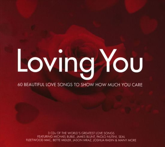 Bolcom Loving You 60 Beautiful Love Songs To Show How Much You